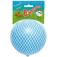 "Jolly Pets Bounce-n-Play Ball Blueberry 8"" (20cm)"