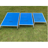 Virtually Indestructible Dog Trampoline Bed Large