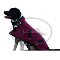 Clearance - Lilcracka Polar Fleece Dog Coat 80-85cm