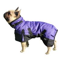 Lilcracka Dog Rain Coat