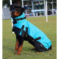 Lilcracka Warm Winter Dog Coat 95cm