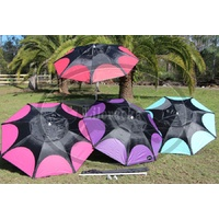 Lilcracka – Trolley Umbrellas Includes Dog Trolley Attachment.